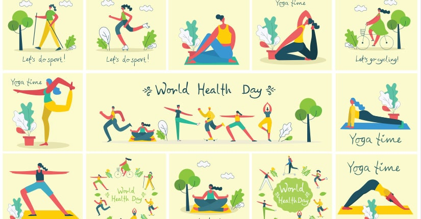 Celebrate Health Day by adapting these 5 Healthy Habits
