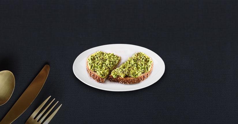 Avocado & Beans Thins