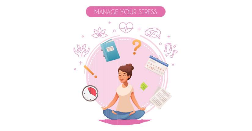 The 4A's of Stress Management