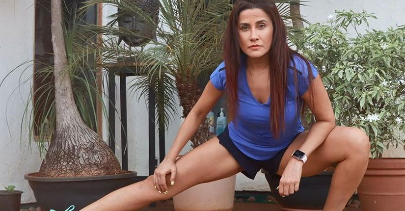 Fitness Trainer Yasmin Karachiwala Shares Post COVID Workout Routine to Increase Lung Capacity