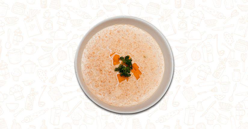 Authentic Oats Soup