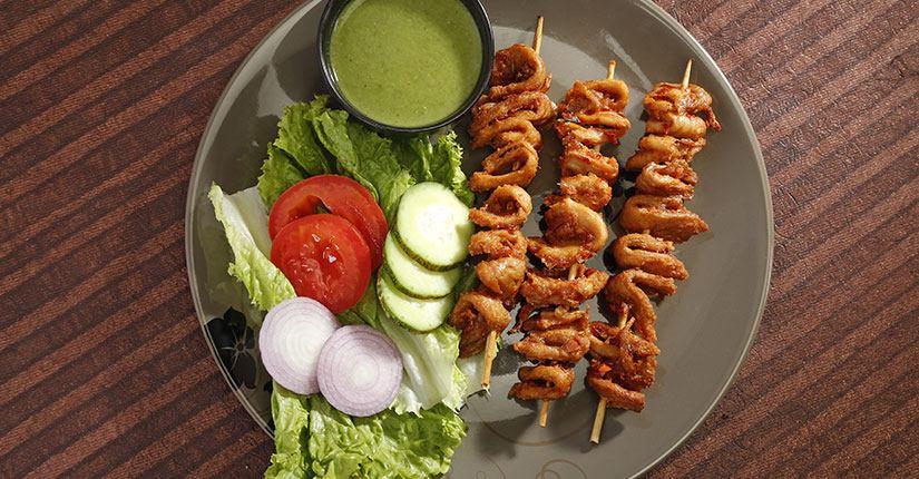 Soya Kebabs