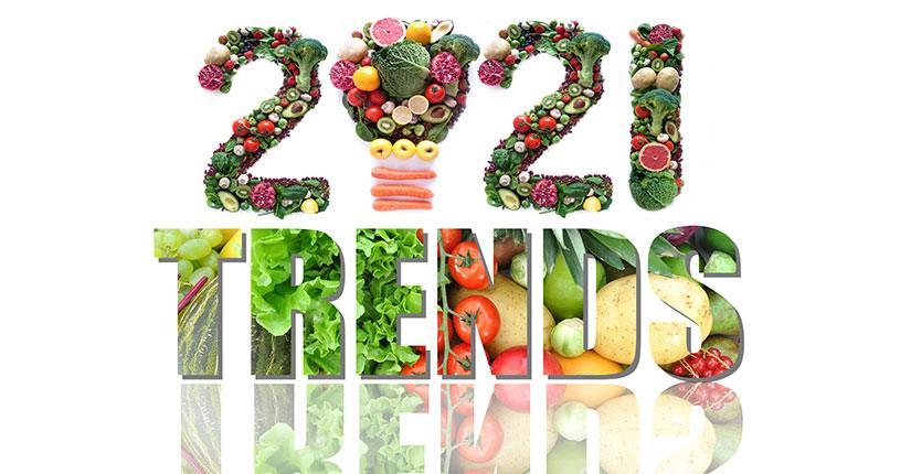 5 Food Trends of 2021