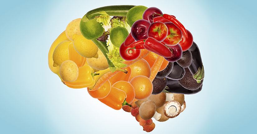 Why Fruits and Vegetables may Lower Alzheimer