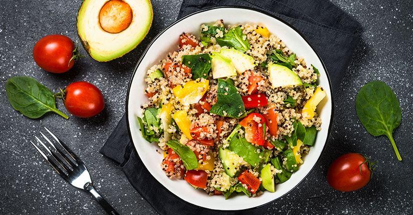 Veggie Delight Quinoa