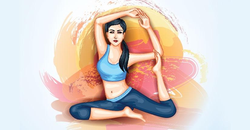 International Yoga Day- 8 Aasanas Everyone Can Practice