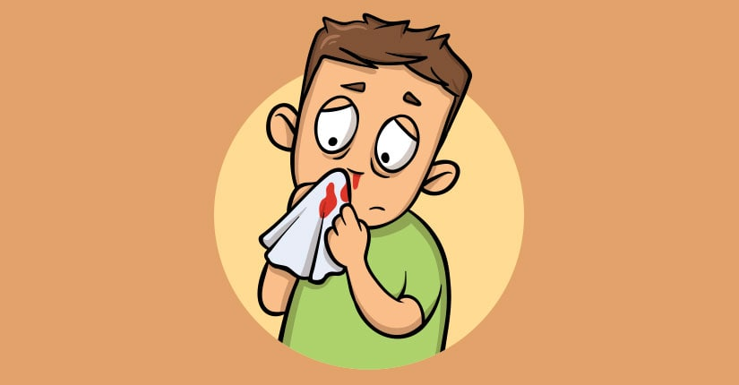 Nosebleed: Why it happens and How to Treat it?