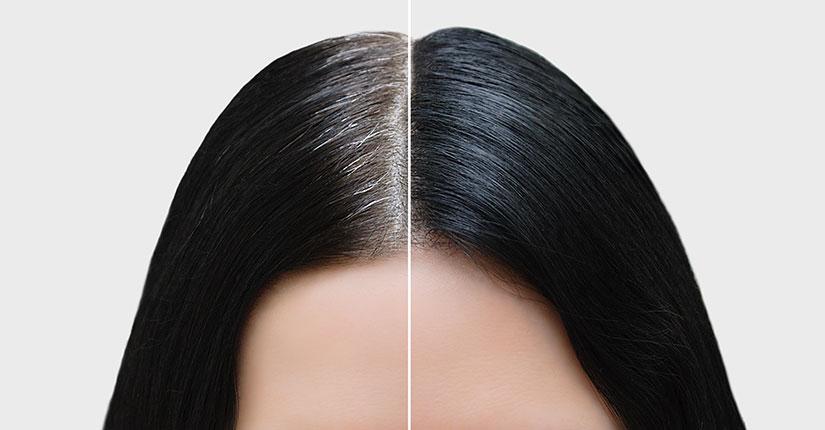 Cover Up Grey Hair: The Natural Ways