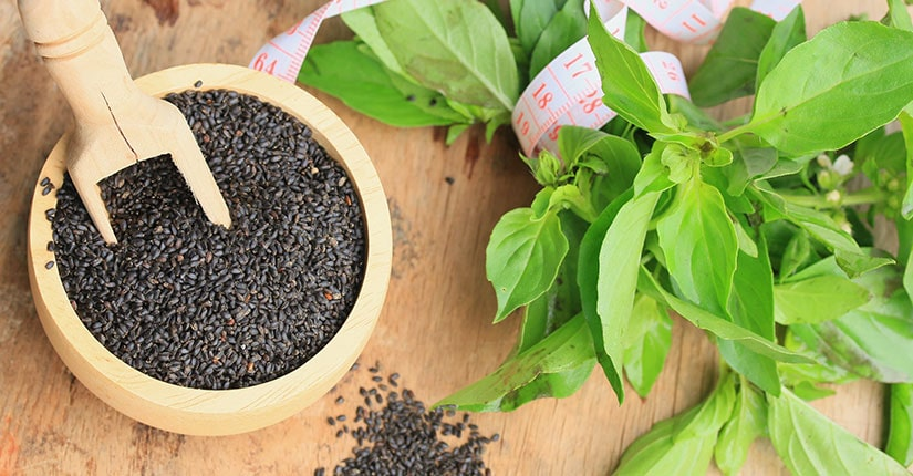 Basil Seeds- A Perfect Superfood for Skin