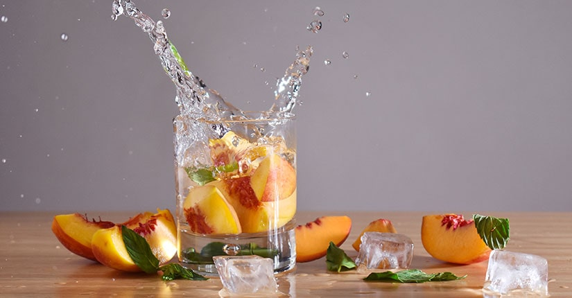 Turn Down the Heat with these 5 Summery Drinks
