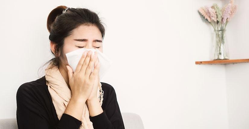 7 Ways to avoid getting sick when Season change