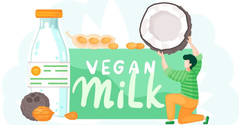 PETA India Urges Amul To Switch to Vegan Milk Production
