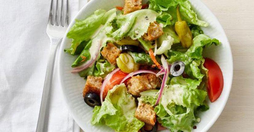 Kitchen House Salad