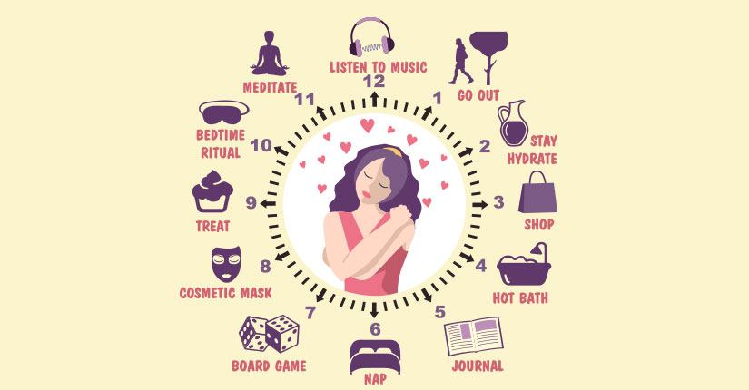 Incorporate these Simple Things in your Daily Self-care Routine To Boost Productivity