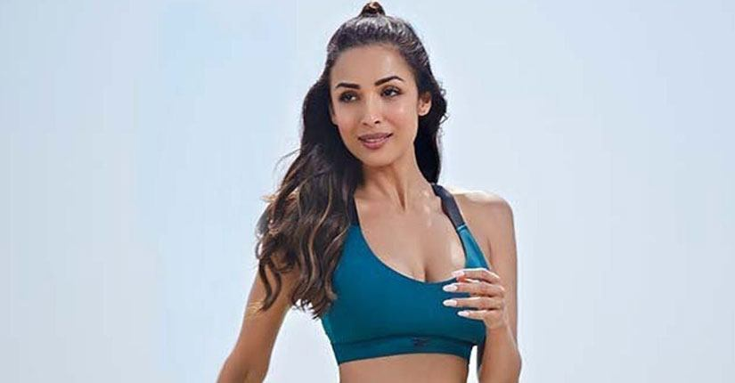 B-town Actress Malaika Arora Is Motivating Her Fans to Start the Week Strong