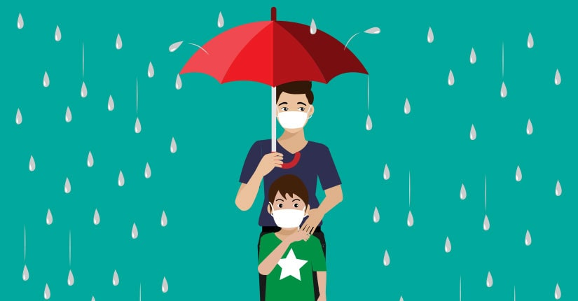 5 Ways to keep your Immunity High in Monsoon
