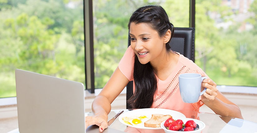 Here's How to Lose Weight While Sitting all Day in Office