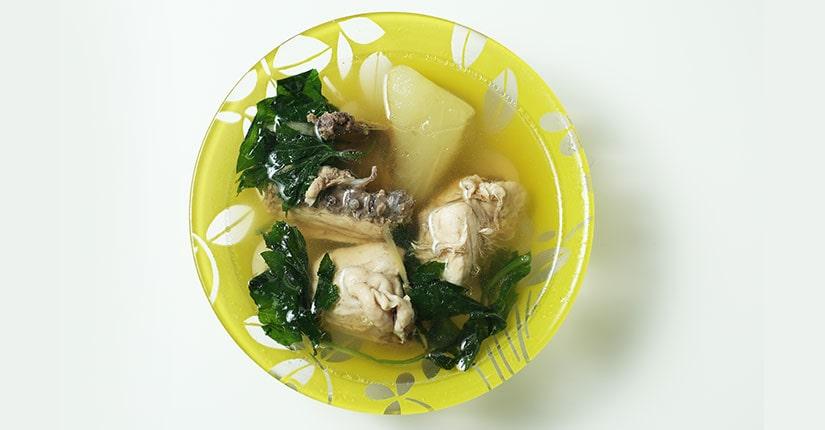 Green Papaya Chicken Stew
