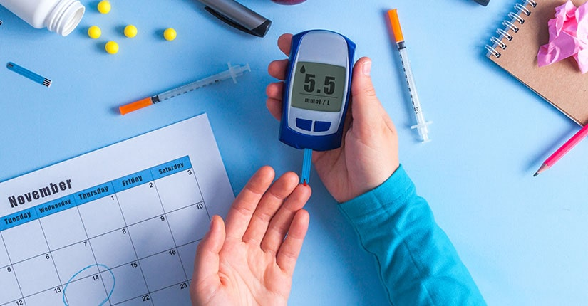 5 THINGS YOU SHOULD KNOW ABOUT PRE‐DIABETES?
