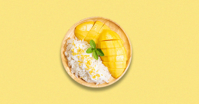 Mango-Coconut Summer Dessert