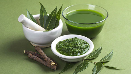 The benfits of Neem for Skin and Hair
