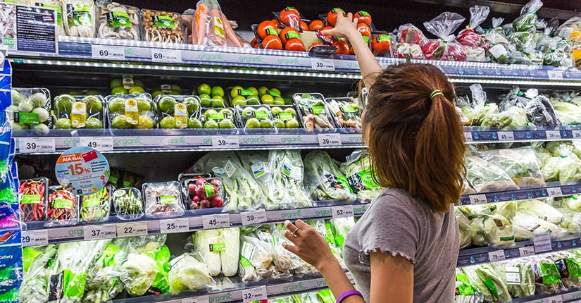 Do's and Dont's of Stocking Organic Food