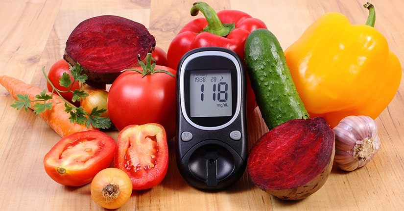 Diabetes and Food – The Full Guide