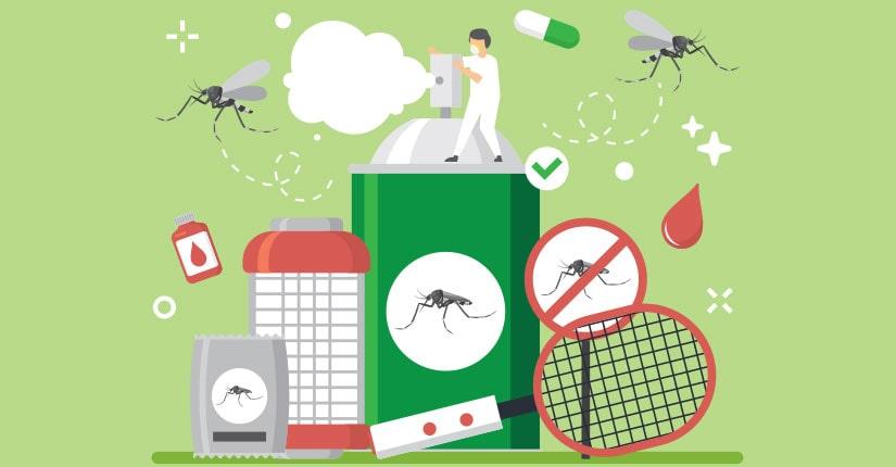 The Buzz of the Monsoon: Dengue v/s Malaria