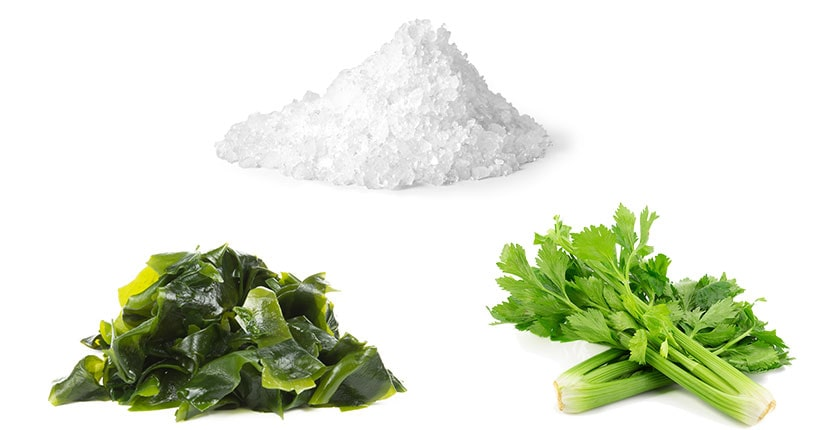 The Six Tastes According to Ayurveda- Know about Salty taste
