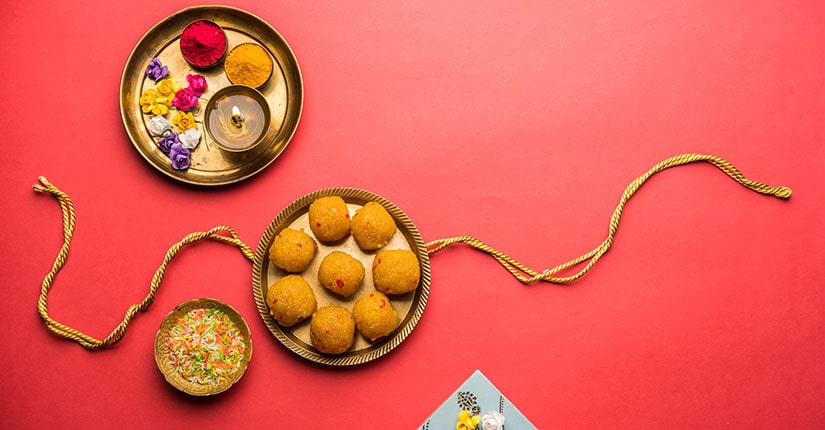 Celebrate the Bond of Rakhi with a gift of Good Health