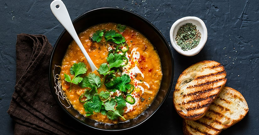 Coconut and Tomato Curry