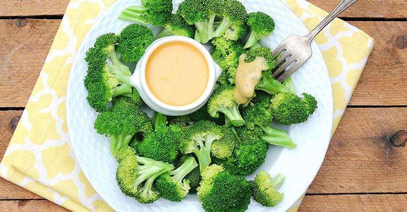 Broccoli-based Dip