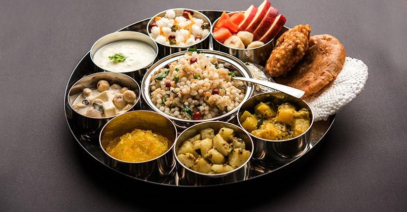 Celebrate Janmashtami with these 5 amazing Fasting snacks
