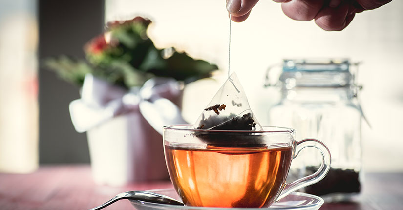Different Ways to Use Tea Bags