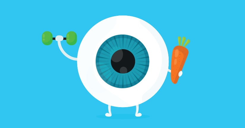 10 Foods that are Good for Eye Health