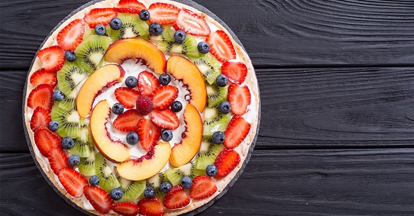 Fruitful Pizza
