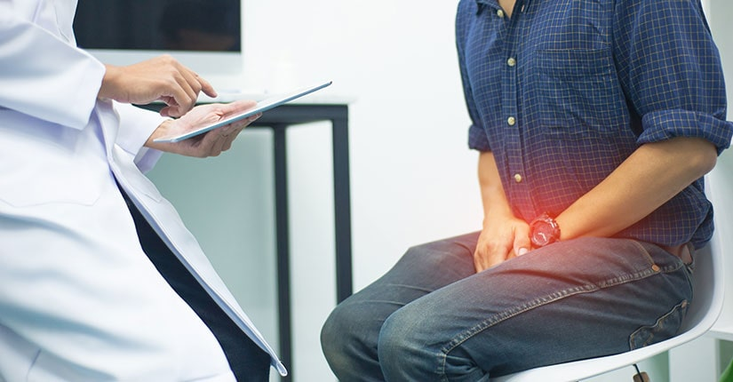 5 Nutritional Guidelines for Men with Prostate Cancer