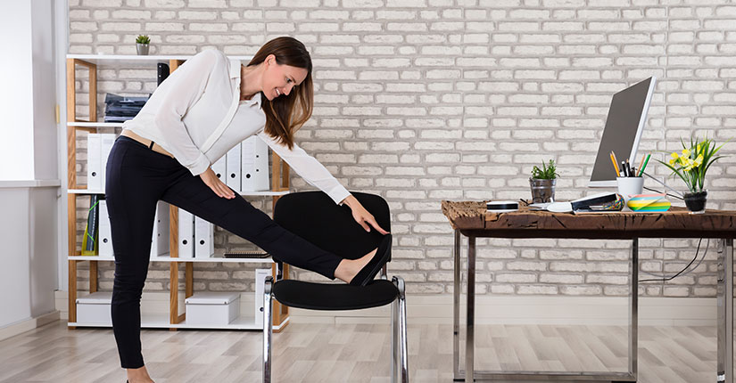 Five Quick In-Office Workout Ideas
