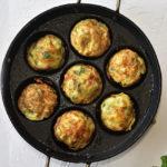 Eggetarian Idli