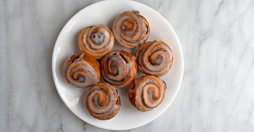 Dateful Cinnamon Bites