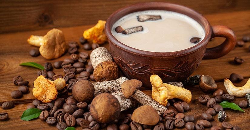 Ever Heard of Mushroom Coffee? Yes, it's In