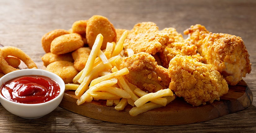 The Toll of Fried Food on Heart Health and its Alternatives