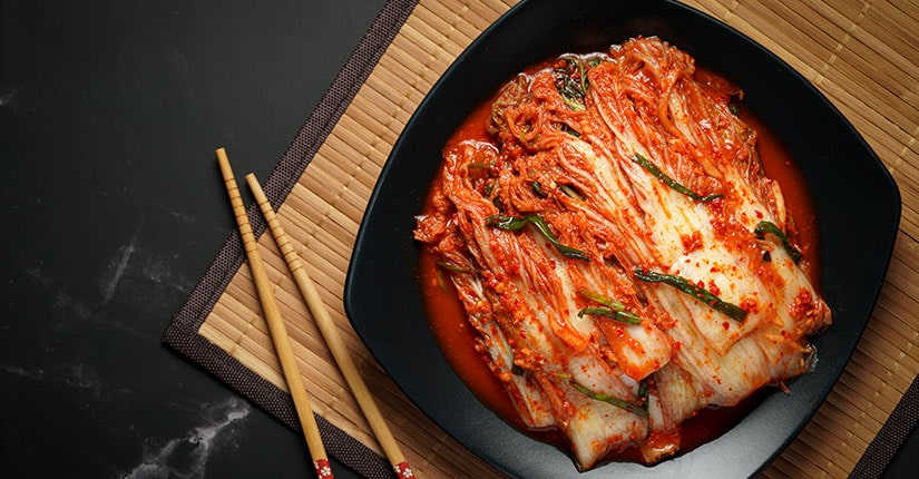 Meet Kimchi- The Much Talked about Probiotic