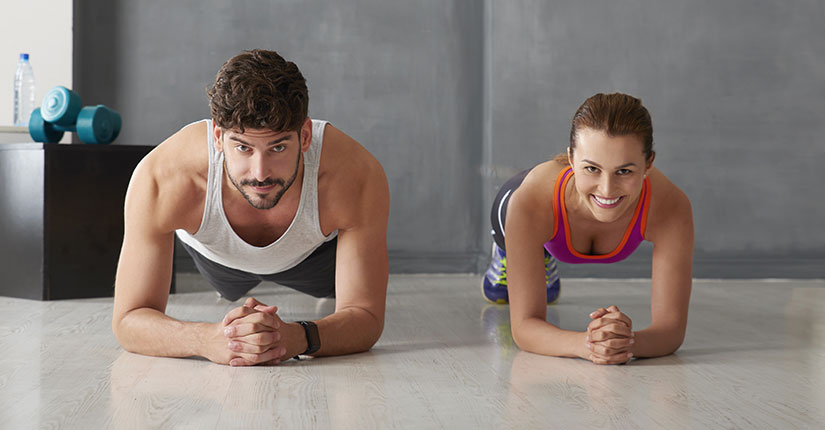 Here's How to Master the Planks