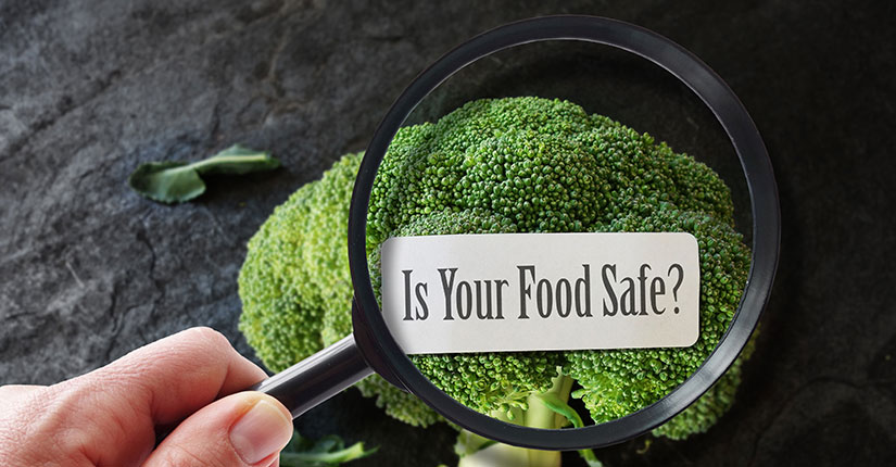 How To Remove Pesticides From Food At Home
