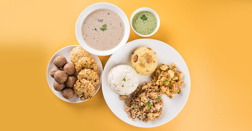 Gorge on these 7 Navratri Foods in a Healthy Ways